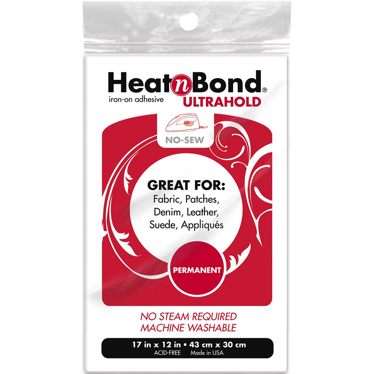 Thermoweb Heat'n Bond Ultra Hold Iron-On Adhesive-17