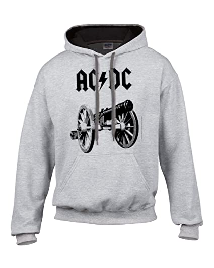 AC//DC S-XXL For those About to Rock World Tour Men/'s Official ACDC Hoodie