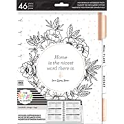 The Happy Planner -Classic Extension Pack - Home