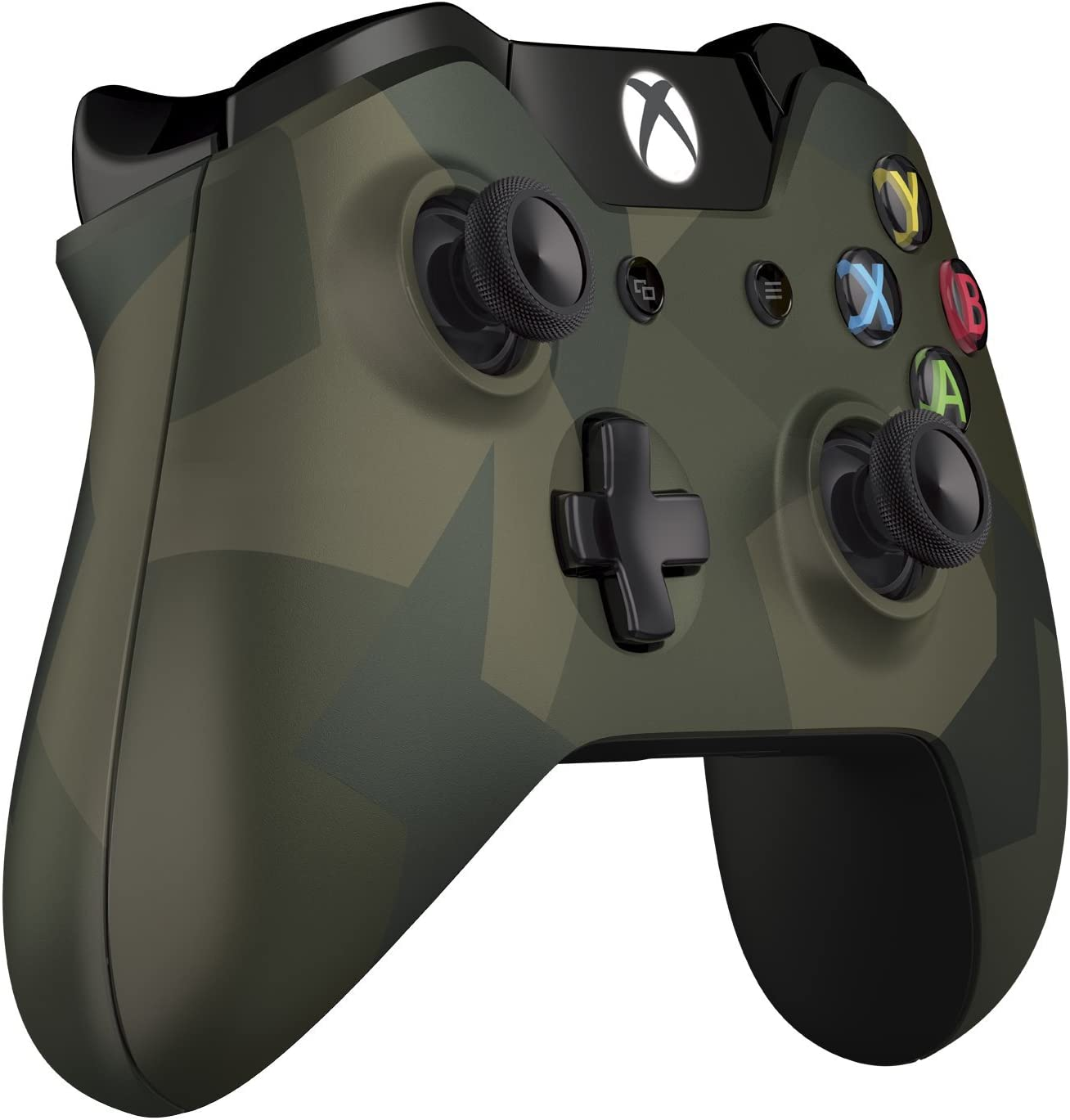 Amazon.com: Xbox One Special Edition Armed Forces Wireless ...