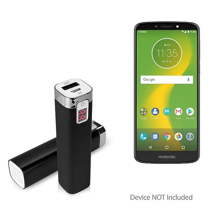 BoxWave - Cargador para Motorola Moto E5 Supra, Cargador ...