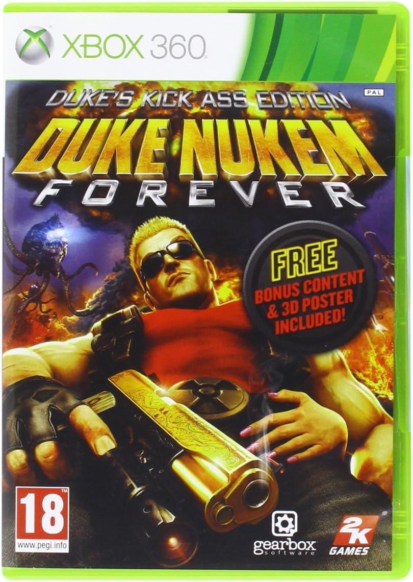 Duke Nukem Forever - Kick Ass Edition [Importación Inglesa ...