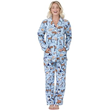 The 10 Best 3x flannel pajamas women For 2020