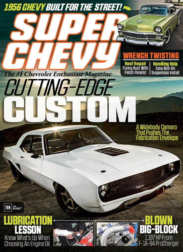 Super Chevy: Amazon com: Magazines