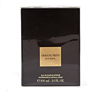 2fce7eb104c Giorgio Armani prive Oud Royal 100ml Eau De Parfum Intense FOR WOMEN parfum  spray – Damage Seal