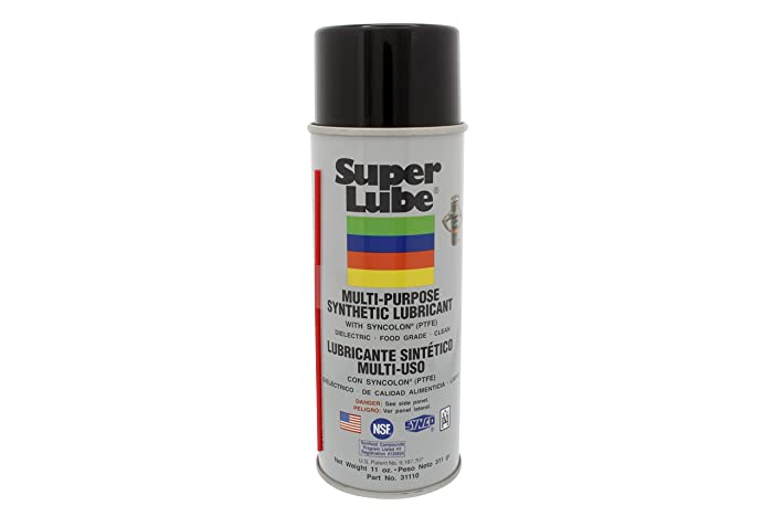 Updated 2021 – Top 10 1716 Lps Food Grade Silicone Lubricant Spray