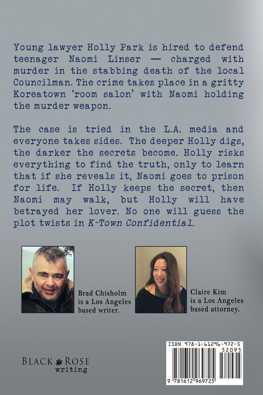 K-Town Confidential: Brad Chisholm, Claire Kim: 9781612969725 ...
