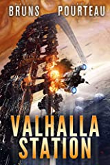 Valhalla Station: A Space Opera Noir Technothriller (The SynCorp Saga: Empire Earth Book 1) Kindle Edition