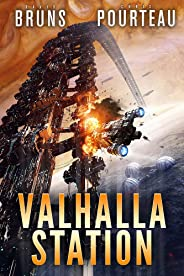 Valhalla Station: A Space Opera Noir Technothriller (The SynCorp Saga: Empire Earth Book 1) (English Edition)