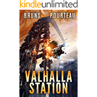 Valhalla Station: A Space Opera Noir Technothriller (The SynCorp Saga: Empire Earth Book 1)