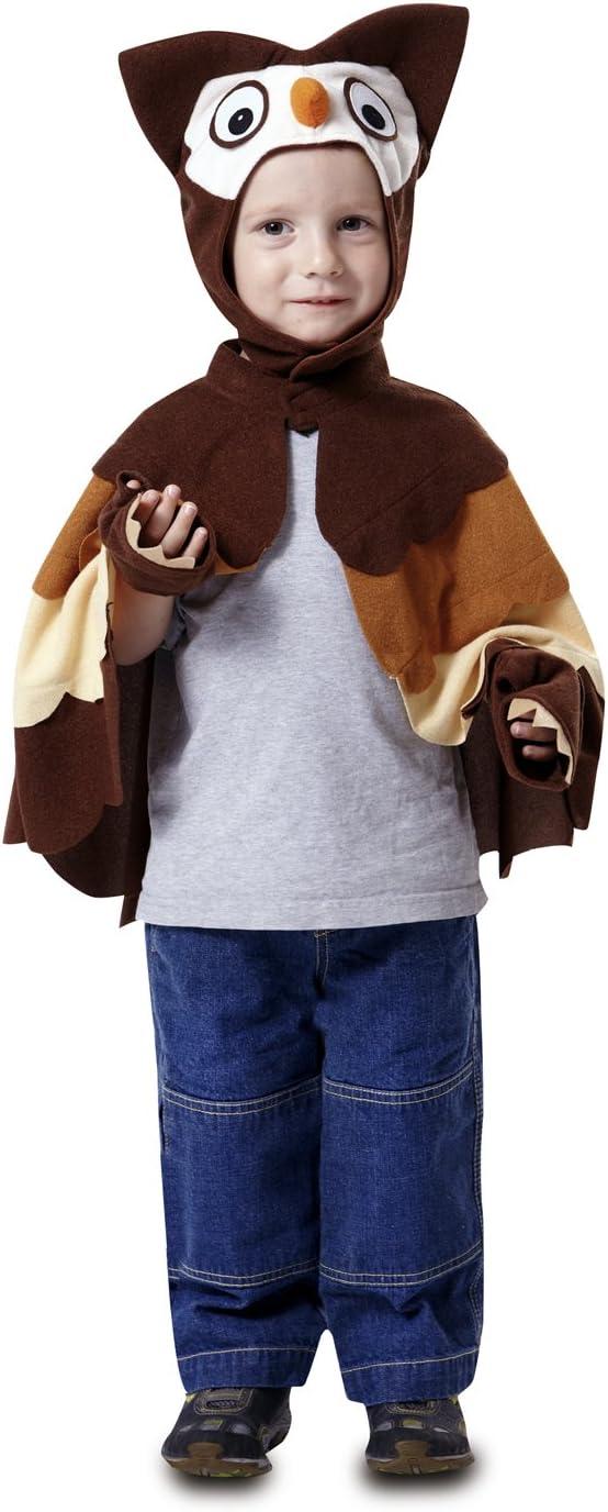 My Other Me - Disfraz de Búho, Talla 3-4 años (Viving Costumes ...