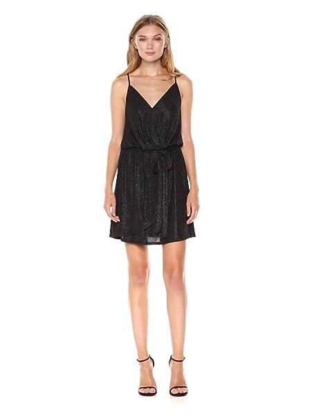 8107e821c93 BCBGeneration Women s Surplice Dress at Amazon Women s Clothing store