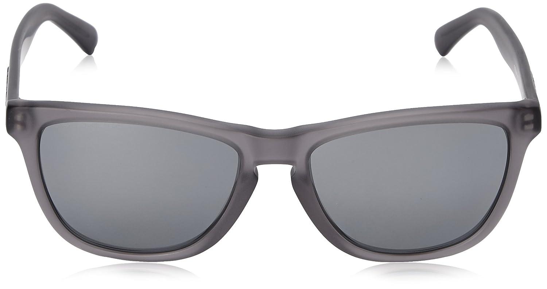882096c893d8 Oakley Frogskins LX Sunglasses - Men s Satin Smoke 56 mm  Amazon.in   Sports