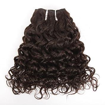 Amazon Com Wigsroyal Brazilian Virgin Hair Curly Black Hair Weave Styles 10 Inch Natural Color 4oz Bundle 3 Bundles 10 10 10 Beauty