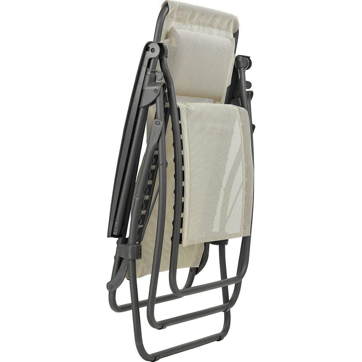 Amazon.com: Lafuma R Clip - Silla de salón (renovada), talla ...