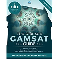 The Ultimate GAMSAT Guide: Graduate Medical School Admissions Test. Latest specification with 2 full mock papers with…