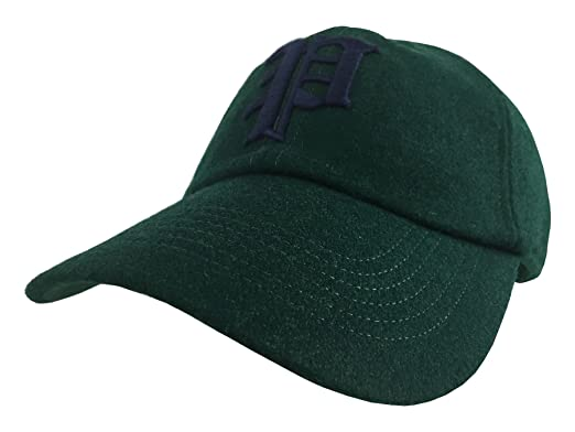 e7940082045 NEW Ralph Lauren Polo Bottle Green w  Navy P Baseball Cap - Medium ...