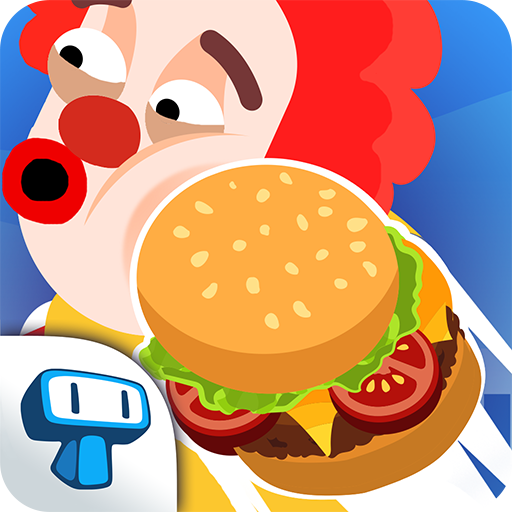 Fast Food Madness - Joint Burger Game