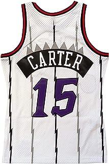 Amazon.com : Vince Carter Toronto Raptors Mitchell and Ness ...
