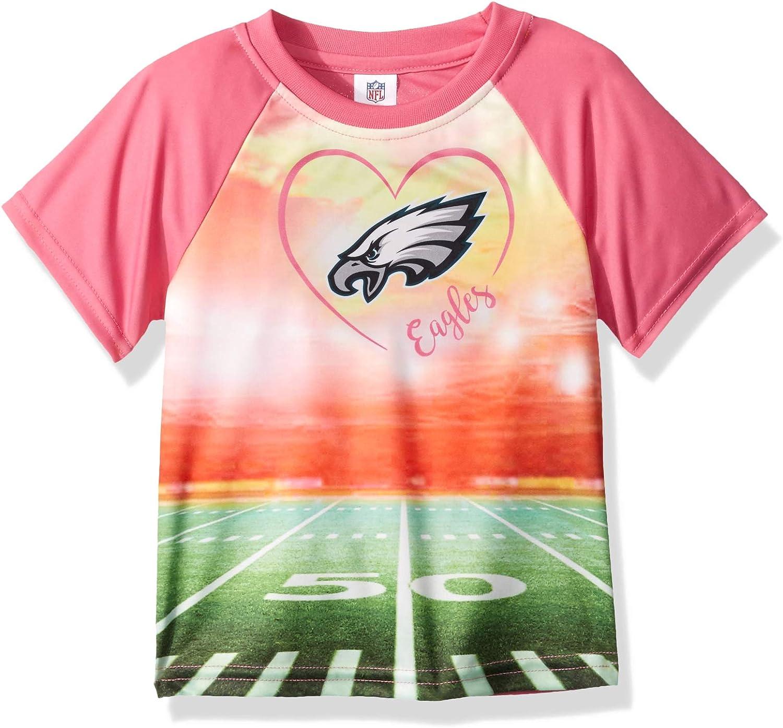 pink eagles shirt