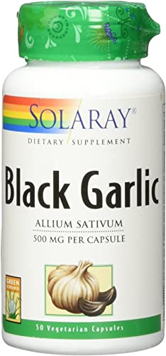 Solaray Black Garlic Bulb 500 mg VCapsule