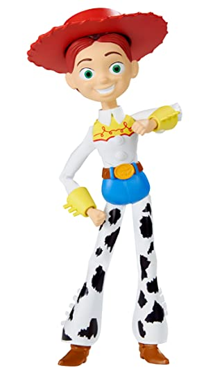 Toy Story Deluxe Jessie Action Figure  Amazon.es  Juguetes y juegos 922ddbf3b89