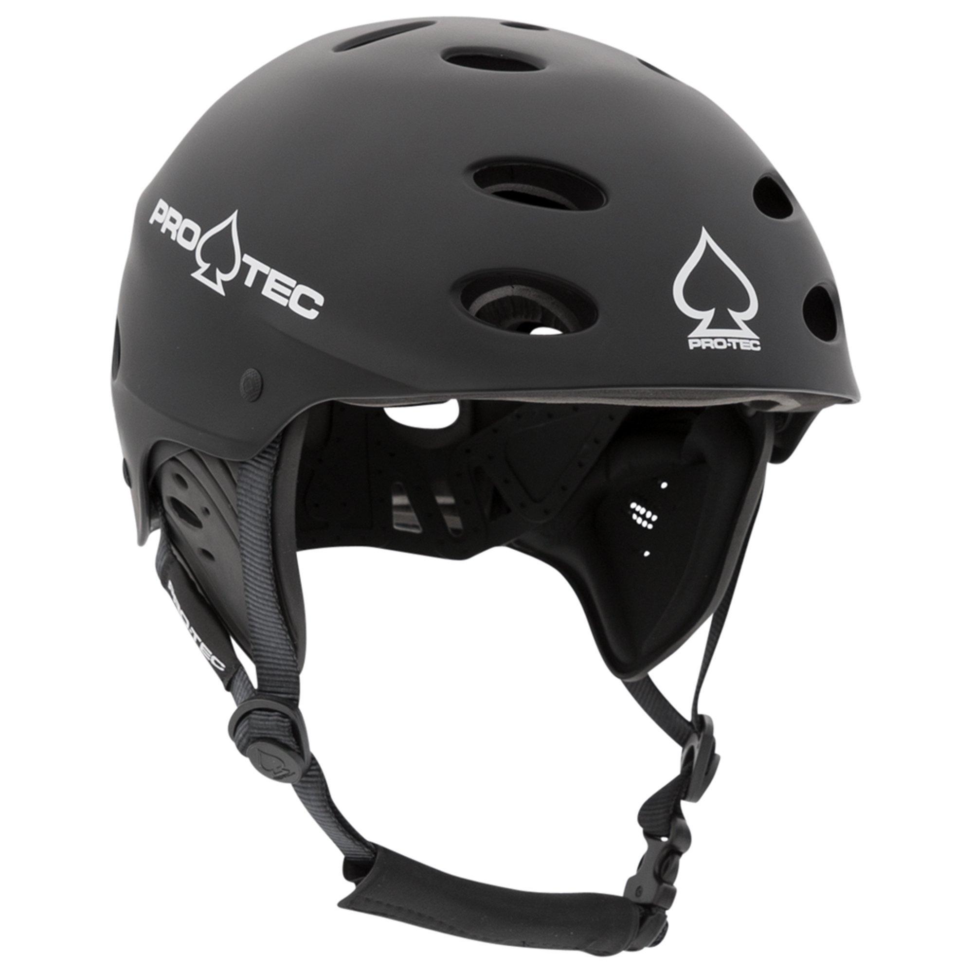 Pro-Tec - Ace Wake Helmet, Matte Black, M