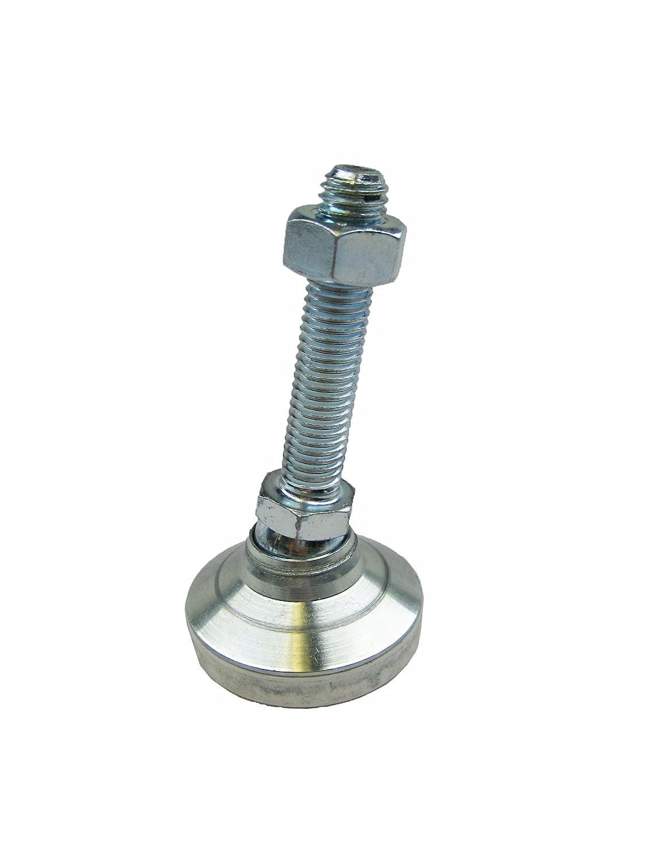 Schraube Tasse Oberfl/ächenveredelung Scheiben nicht Packung mit 40 8 CP verchromt