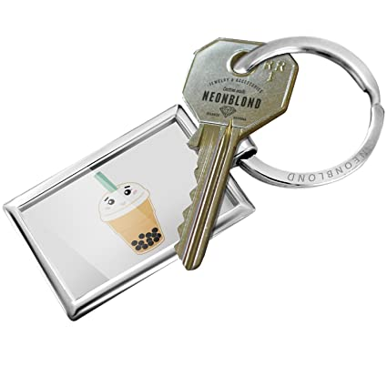 Amazon.com  NEONBLOND Keychain Bubble Tea Cute 6210f5a89610