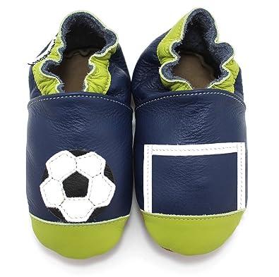 542fc5c4564a6 Meli Melo bio - Chaussons Cuir Souple Foot  Amazon.fr  Chaussures et ...