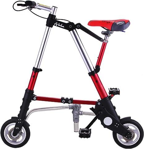 Bicicleta plegable de una sola velocidad de Ultraselect de 8 ...