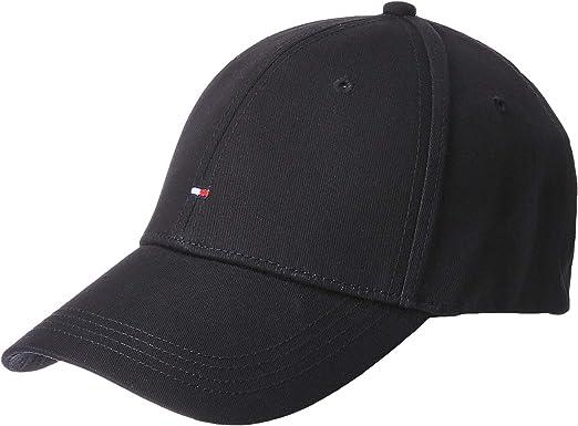 New Mens Tommy Hilfiger Red Flag Cotton Cap Baseball Caps