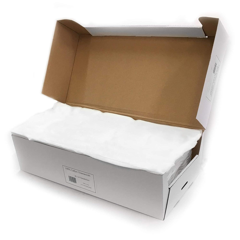 100 Yard Box Cheesecloth Fabric Grade 10