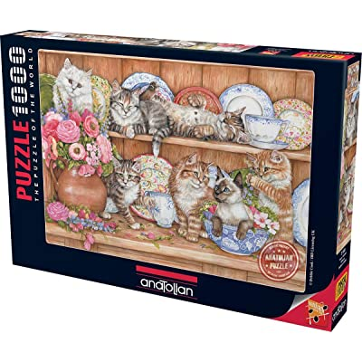1000 Piece - Anatolian Puzzle - Kittens Puzzle: Toys & Games