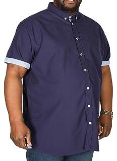6XL Big Mens D555 Graham Embroidered Polo Shirt Brick 3XL 4XL 8XL 5XL 7XL