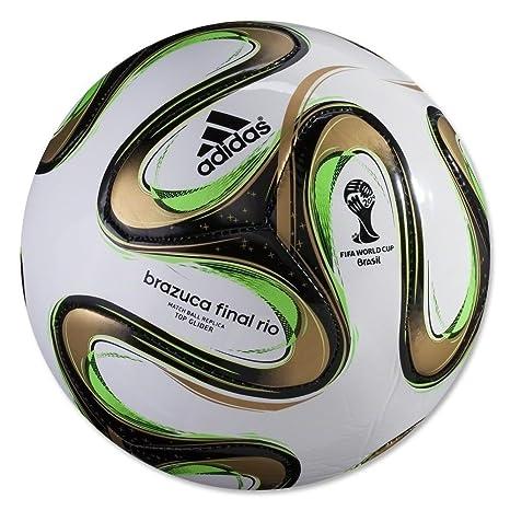 Oficial FIFA Copa del Mundo 2014 Brazuca final Match Balón de ...