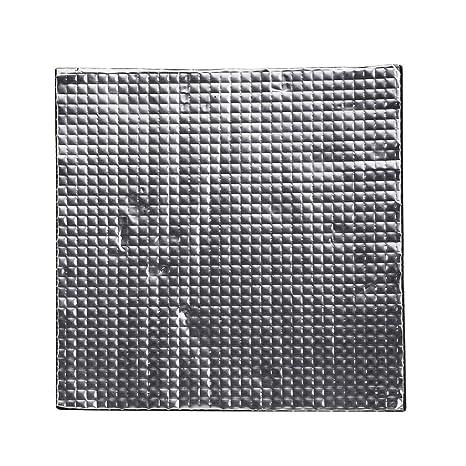 Hemobllo Impresora 3D Espuma de Aislamiento térmico para Cama Aislante de Alta Temperatura Autoadhesivo Estera de