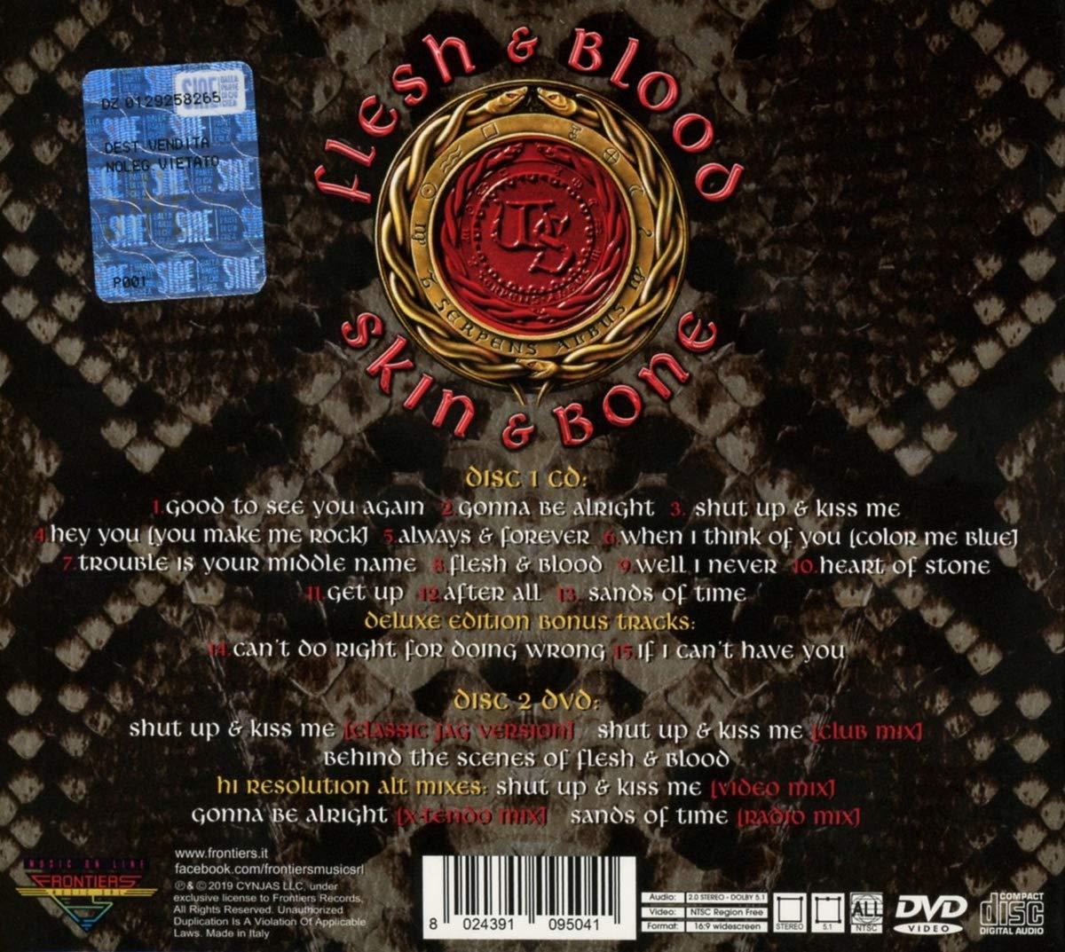 Flesh&Blood: Whitesnake: Amazon.es: Música