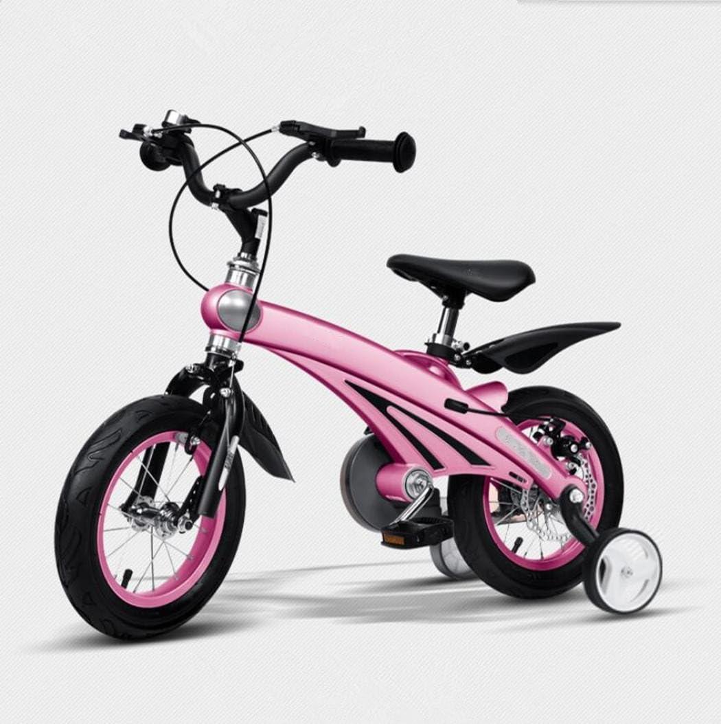 ZHIYUAN Bicicleta Infantil niño Aprendizaje Ciclo de formación 44 ...