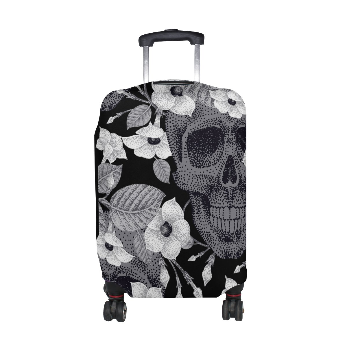 GIOVANIOR Rose Luggage Cover Suitcase Protector Carry On Covers