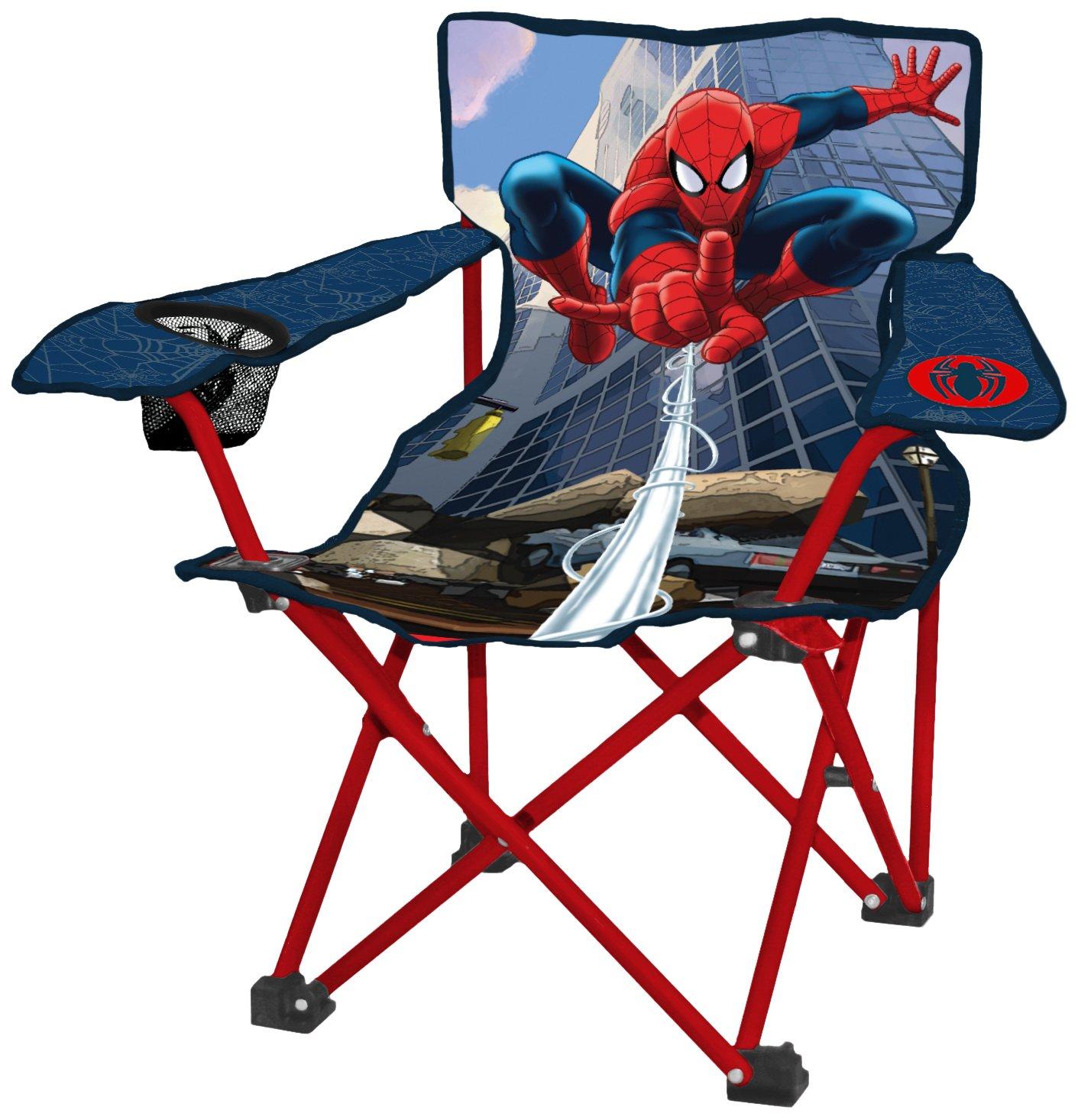 Spiderman Kid's Camp Chair 24071