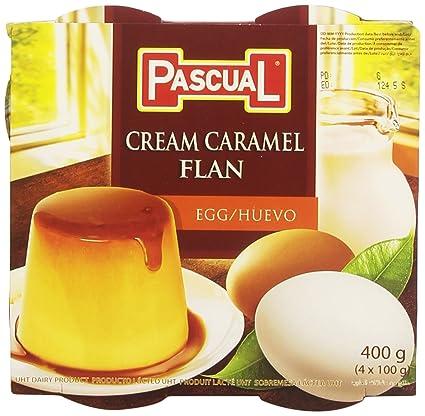 Pascual Cream Caramel Flan de Huevo - 400 g