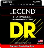 DR Strings LEGEND Electric Guitar Strings (FL-11)