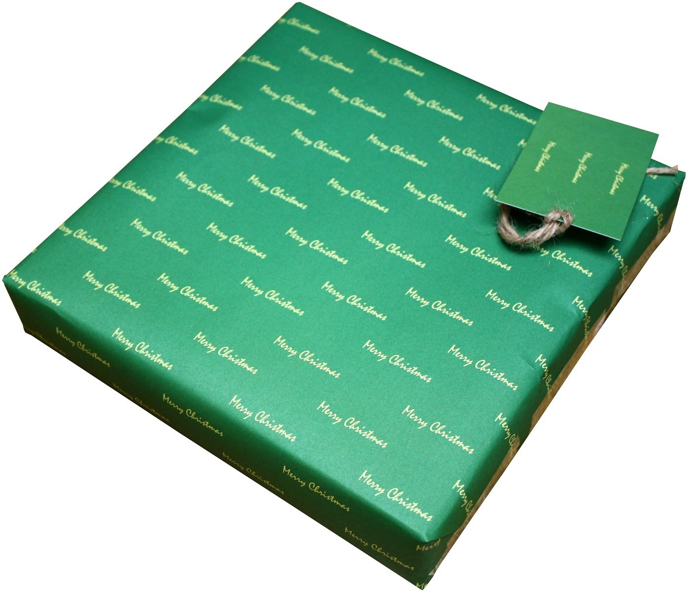 2 sheets 100/% Recycled Christmas Magic Xmas Gift Wrap Wrapping Paper