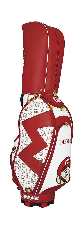Enjoy Caddie Bag(エンジョイキャディーバッグ) エンジョイキャディバッグ-スーパーマリオ‐ SNCB001 SNCB001 B00UGYITBW