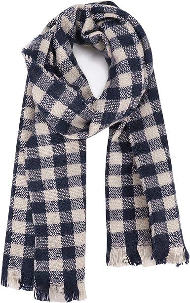 Children Kids Boys & Girl Casual Soft Warm Tartan Plaid Scarf Imitation  Cashmere Scarves & Shawls