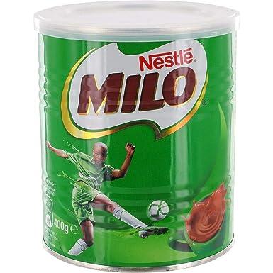 Nestle Milo (400g): Amazon.es: Alimentación y bebidas