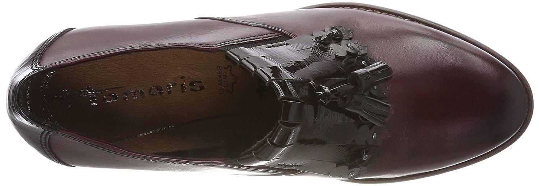 Tamaris Damen 24410-21 Stiefeletten Rot Rot Rot (Bordeaux 549) 7b5b33