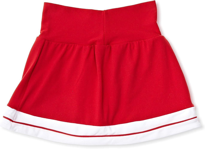 Naffta Falda Short Niña Rojo/Blanco 4 años (104 cm): Amazon.es ...