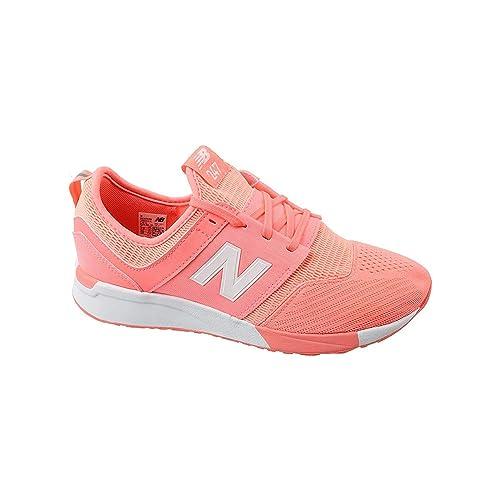 new balance 247 bambina rosa